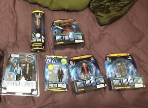 Doctor Who Collectable Toys