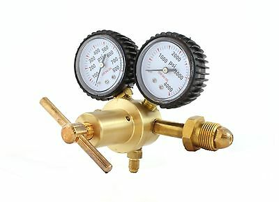 Nitrogen Inert Gas Regulator 0-400 Psig - Hvac Purging - Inertization