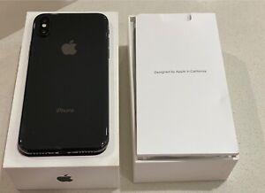 iPhone X 64GB- Space Grey