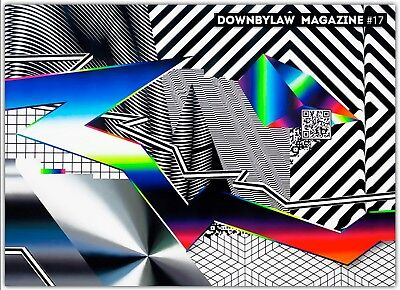 DOWN BY LAW NR.17 GRAFFITI MAGAZIN - NEU