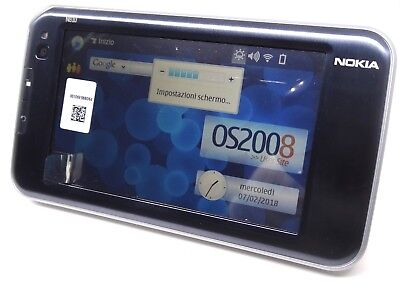 Nokia N810 Internet Tablet New Full in Box Unlocked Original RARE Nokia N810 Internet Tablet