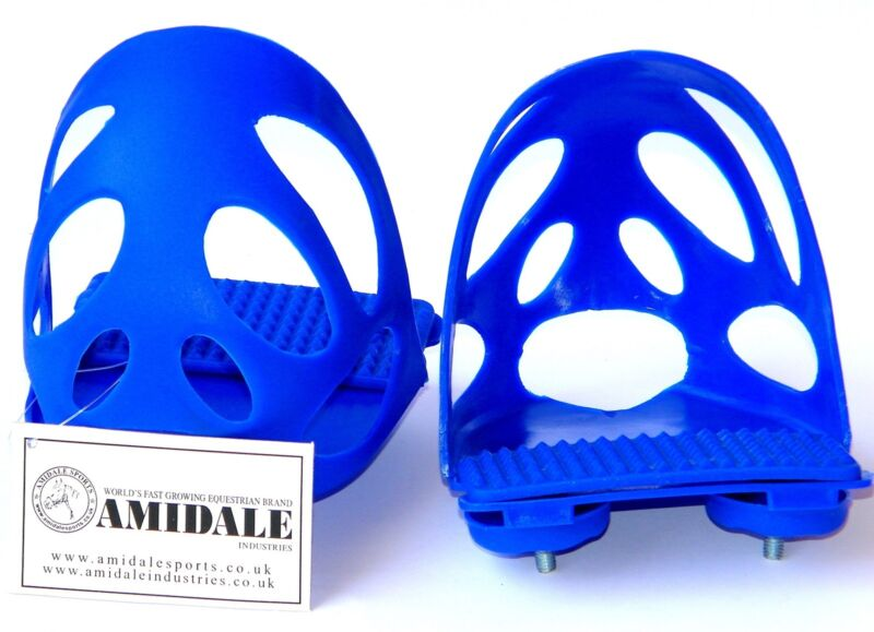 Compositi Matrix Safety Toe Cage Fits mostly stirrups from Amidale BNWT