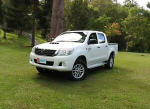 2012 Toyota Hilux SR Manual Ute FINANCE FROM $100 P/Week