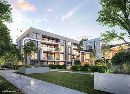 Luxury Apartments/Townhouses Now Selling in Clayton Victoria