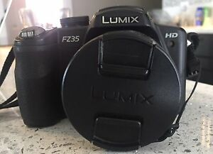 Panasonic FZ35 12.1 megapixel 18x optical zoom