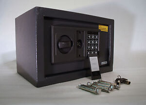 HIGH SECURITY ELECTRONIC DIGITAL SAFE STEEL SAFE HOME