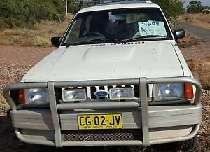 1994 Ford Raider Wagon 7 seater Lightning Ridge Walgett Area Preview