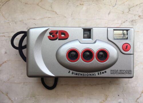 Kalimar 3D Kamera Stereoscopie (Vgl. Nishika & Nimslo)