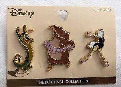 Disney Fantasia Dance of the Hippopotamus Ballet Hippo Crocodile Loungefly Pin - Fantasia Hippo Ballet