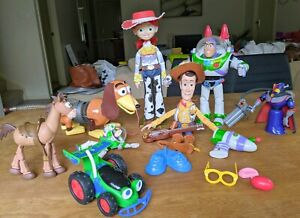 Toy Story Lot Or Individual Pre-Loved Toys Looking For New Home