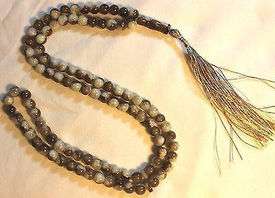 New Tasbih Prayer (99) Beads Misbaha Tasbeeh Sebha - Mixed Colors Masbaha # 32