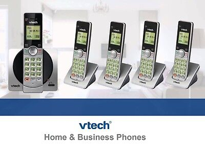 Landline Set DECT 6.0 Cordless Telephone Portable Wireless Home  LCD Phone