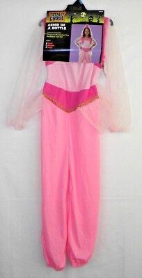 Totally Ghoul Pink Genie In a Bottle Halloween Costume Kid's/ Girl's Sz Medium U](Genie Bottle Costume)