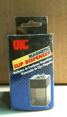 Oic 93690 Magnetic Clip Dispensing Holder Free Shipping