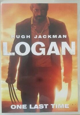 Logan  Dvd  2017  No Bluray No Digital Code