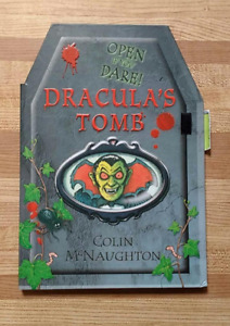 Draculas Tomb - Kids book