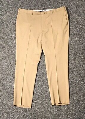 Mens Incotex Benson Super 100's High Comfort Wool Trouser Dress Pants Sz 44 X 32