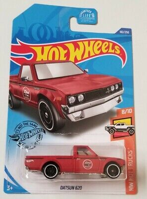 2020 K Case Hot Wheels Datsun 620 * HW Hot Trucks * NIP 1:64 Scale