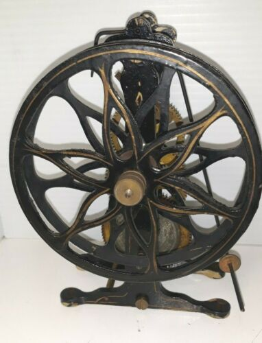 Antique Ticker Tape Machine Winder from the 1900
