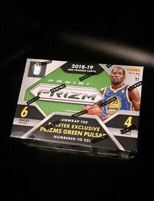 NBA Panini Prizm 2018 19 Basketball Blaster Box OVP 6 Packs