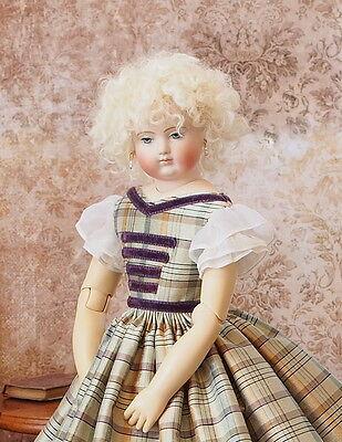 Davida Dior Huret Doll Dress Pattern No. LS17003
