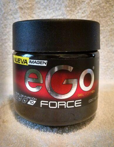 Hair gel for men EGO FORCE 250ml Cool Fragrance 24h strong h