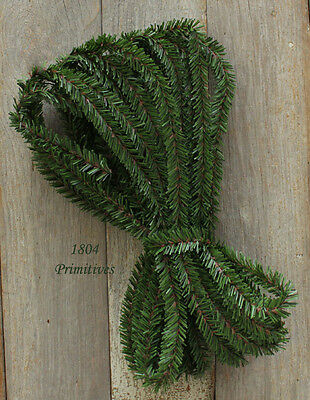 "25 Ft x 3/4"" Canadian Pine Wired Rope Garland ~ Feather Tree Crafting"