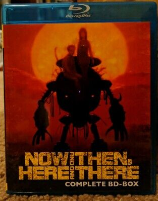 Now and Then Here and There Complete Series Blu-ray (High Def) English Dub