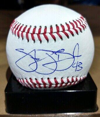 Steven Brault Autographed Rawlings Baseball*Pirates/MLB Pitcher* Sweet Spot