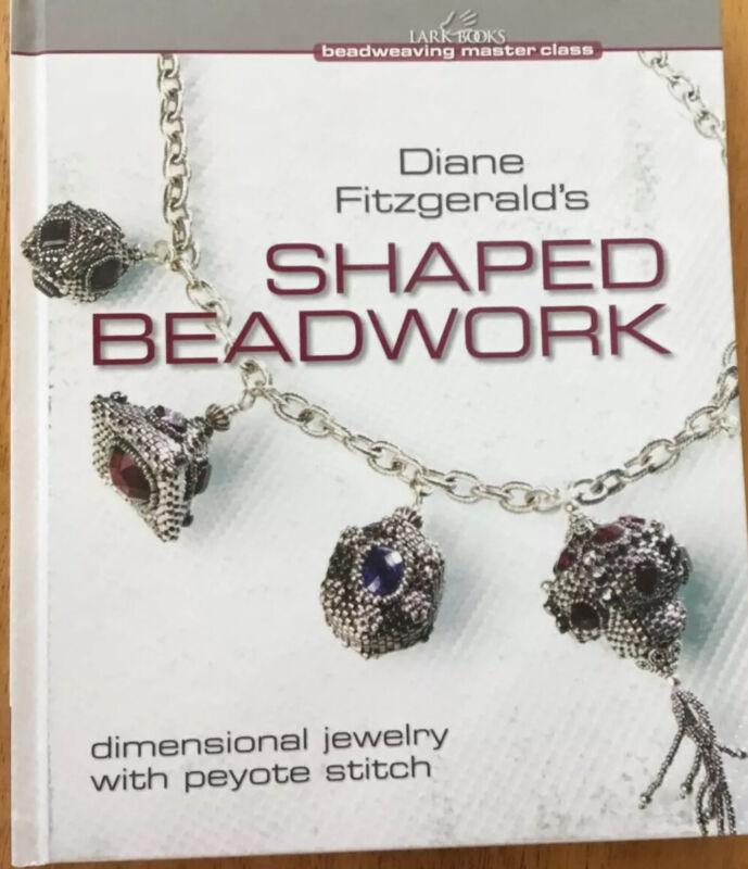 Shaped Beadwork Dimensional Jewelry With Peyote Stitch