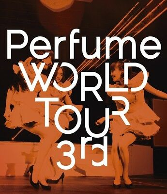 Perfume WORLD TOUR 3rd  Japanese original Blu-ray