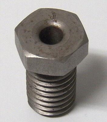1 Threaded Drill Bushing - Aircraft Sheet Metal Tools