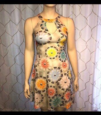 Brand new Jo No Fui Dress multicolor size 12