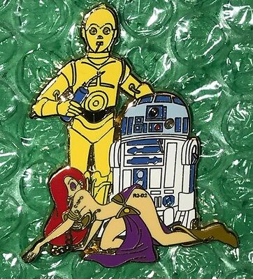 Disney Unauthorized Adult Fantasy Star Wars Jessica Rabbit LE Pin