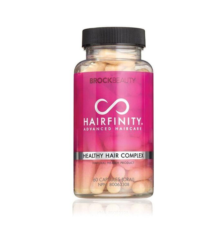 Hairfinity Healthy Hair Vitamin Capsules 60 ea