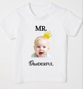 Custom t-shirt with your baby's pic