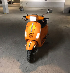 Vespa Sprint 50 in great condition