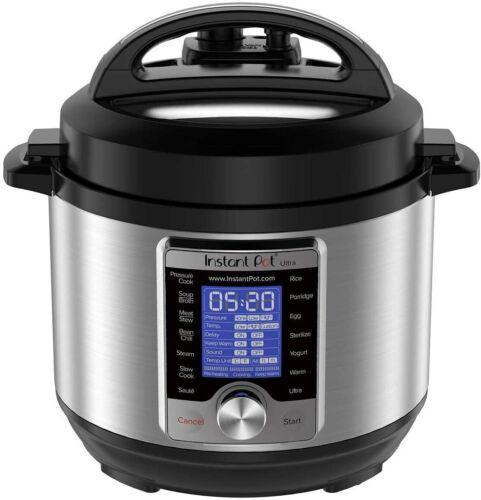 Instant Pot Ultra Mini 10-in-1 Electric Pressure Cooker - 3Qt
