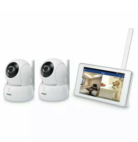 VTech VC9312-245 Wi-Fi IP Camera with 720p HD, Remote Pan &