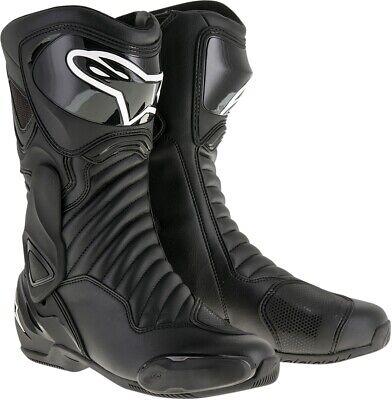 Alpinestars SMX-6 V2 Boots 46 Black