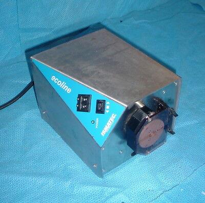 Ismatec Ism1076 Ecoline Pump Vc-360 1 Channel 0.25 To 1300 Mlmin 115 Vac