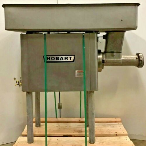 Hobart 4146 Commercial Meat Grinder WE SHIP WE HELP WITH INTERNATIONAL SHIPMENT!