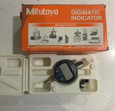 Mitutoyo 543-402b Absolute Digimatic Indicator