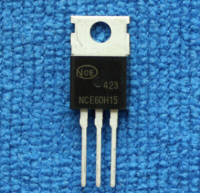 10pcs Nce60h15 Integrated Circuit Ic