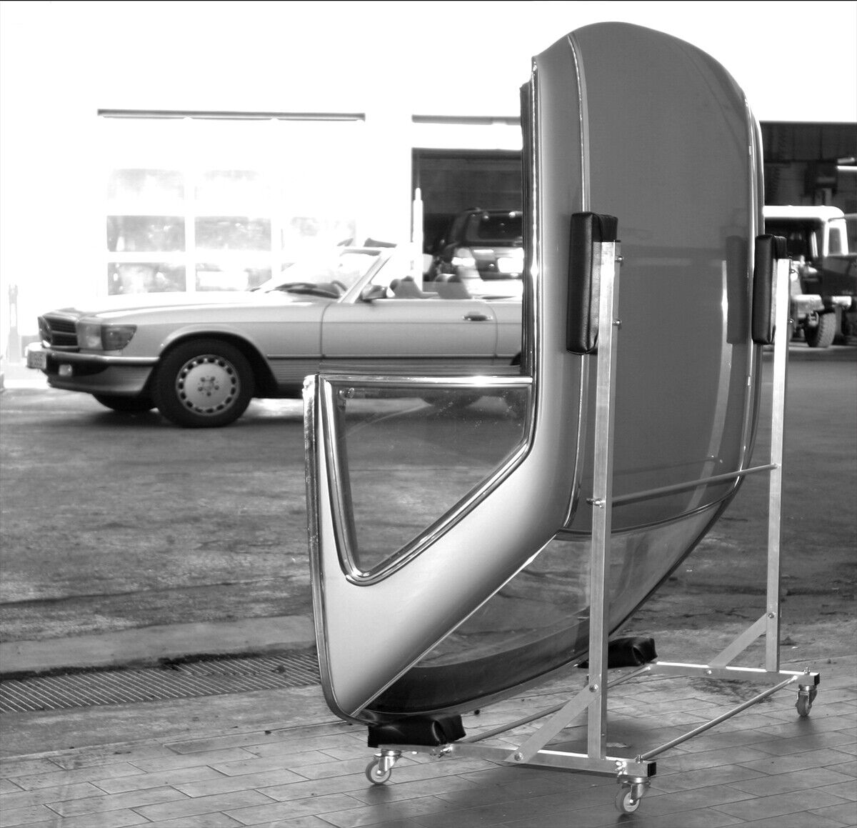 Hard Top Dichtung Hardtopdichtung 1137900083 passend für Mercedes W113 Pagode