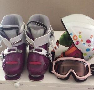 Articles de ski pour enfant