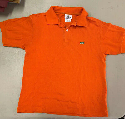 LACOSTE Shirt Boys Size 14