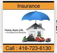 Auto and Home Insurance with discounts
