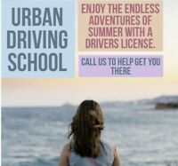 Urban Driving School-Offering 1 Hour Lessons at $45