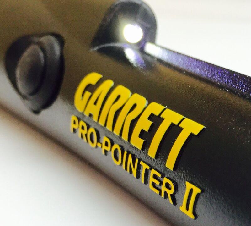 New GARRETT PRO POINTER II Metal Detector Pinpointer, Free Ship, OVER 2500 SOLD!